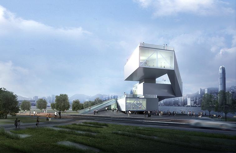 Cosmic Trip - aotu architecture office ltd.