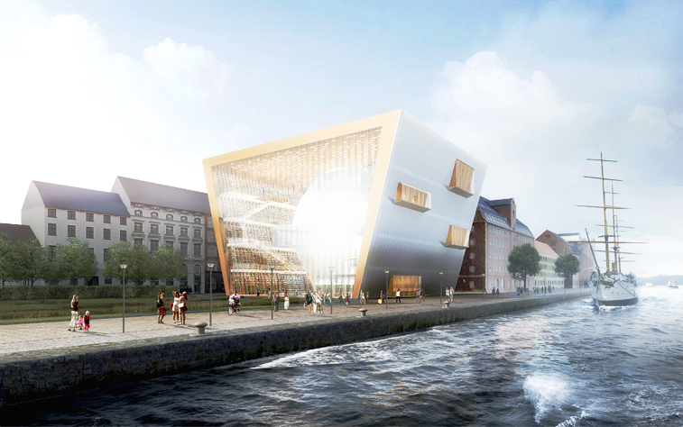 Kobenhavn Library - aotu architecture office ltd.