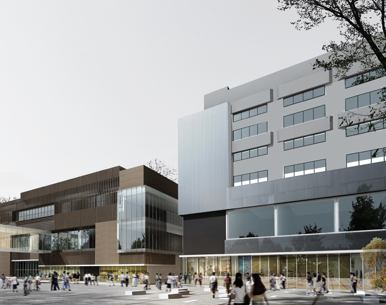 VERTIGO Factory - aotu architecture office ltd.