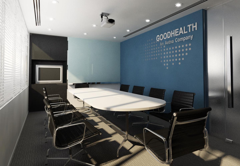 GoodWealth HQ - aotu architecture office ltd.
