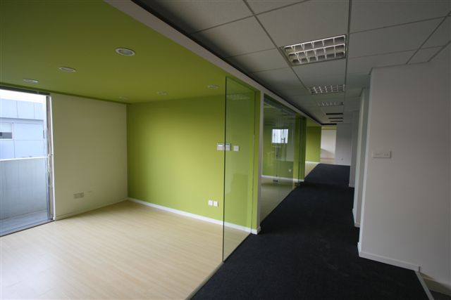 Tecofi Office - aotu architecture office ltd.