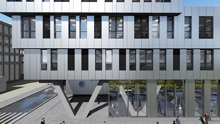 facade projet xenocs grenoble