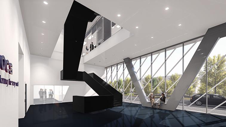 projet architecture xenocs grenoble